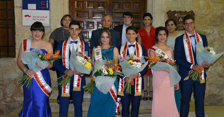 El Bonillo presenta a los Manchegos y Manchegas de Honor de la Feria y Fiestas 2018