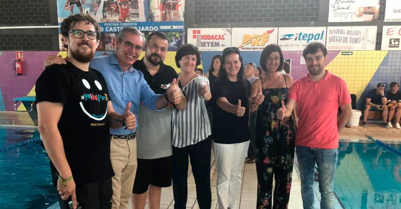 Castilla-La Mancha hace más visible la ELA en un evento que ha reunido a deportistas, personalidades y miembros de toda la sociedad
