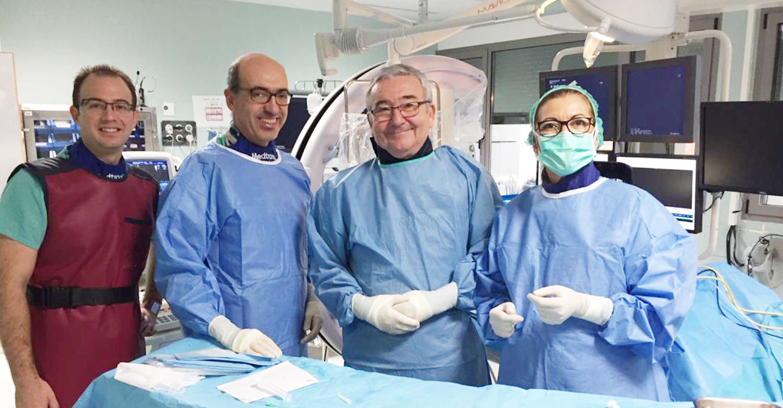 El Servicio de Cardiología de la Gerencia de Atención Integrada de Albacete incorpora una nueva técnica para el tratamiento de las arritmias