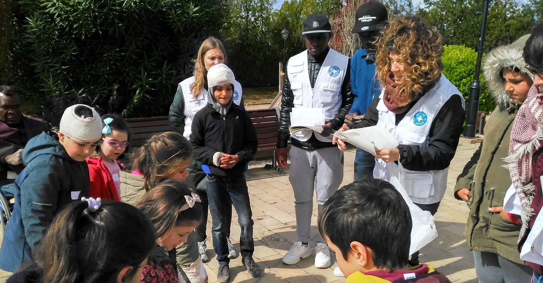 Médicos del Mundo CLM y medicusmundi Sur celebran el Día Mundial de la Salud en el barrio de Sepulcro-Bolera