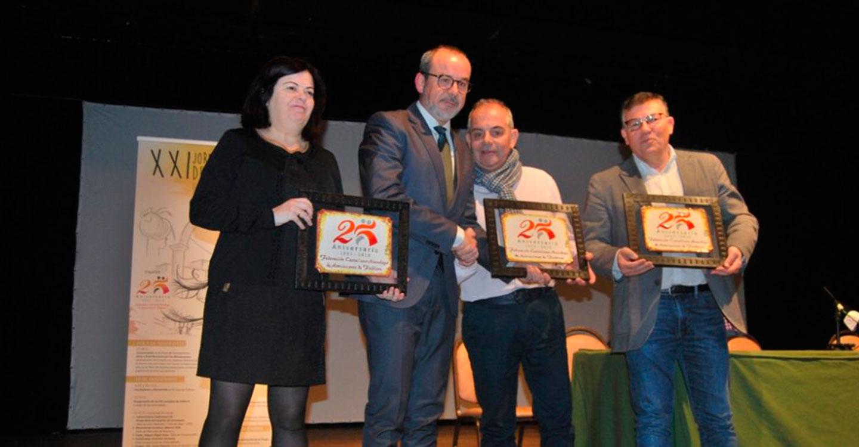 El Alcalde ha inaugurado las XXI Jornadas de Folclore de Castilla- La Mancha
