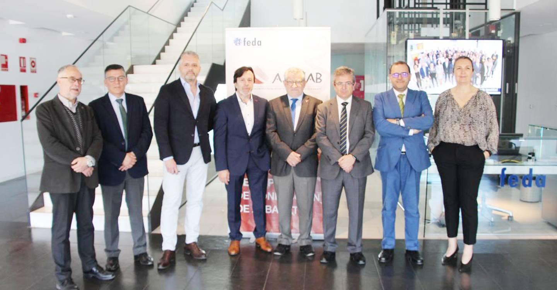 Gobierno regional, Fundación Bankia y Confederación de empresarios de Albacete estrechan lazos para potenciar la calidad de la FP