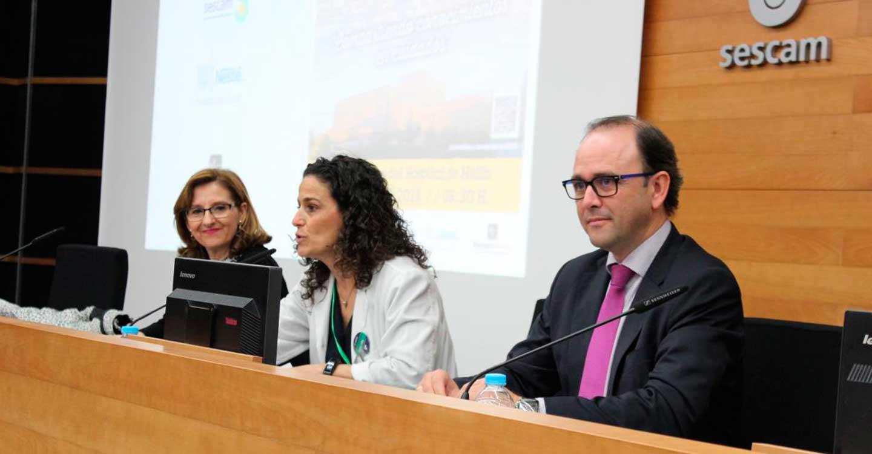 El Gobierno regional destaca el compromiso de los Técnicos en Cuidados Auxiliares de Enfermería en la mejora de la calidad de la asistencia sanitaria