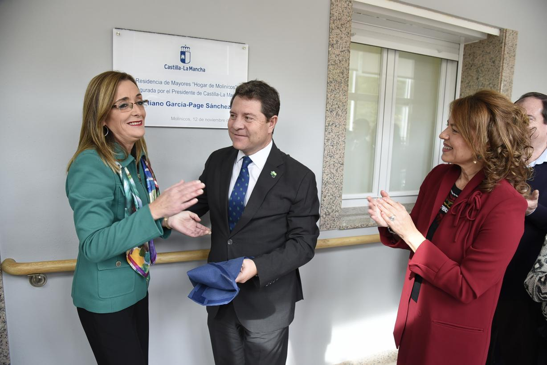 El presidente García-Page avanza para la próxima legislatura el mayor esfuerzo de la democracia en materia de Dependencia y Discapacidad