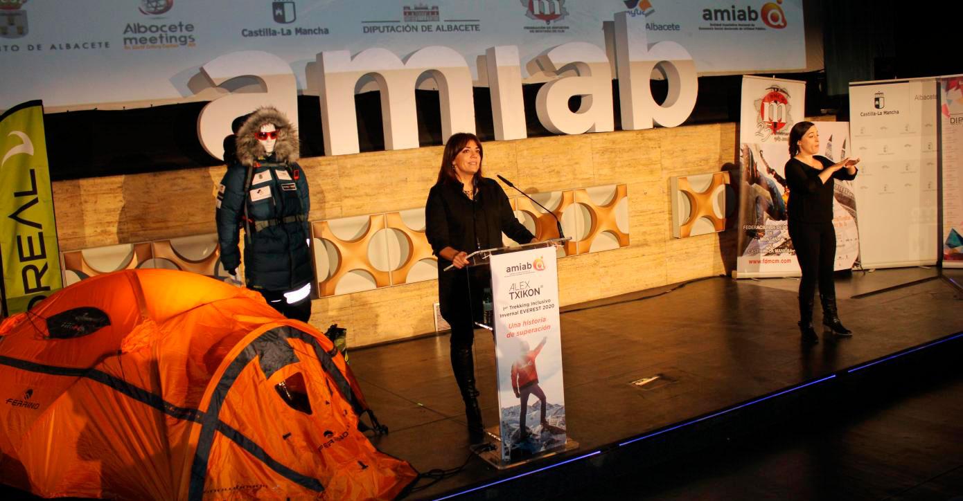 """El Gobierno regional reconoce la aventura 'AX Road to Himalaya' como un ejemplo de integración social gracias a su trekking """"inclusivo"""""""