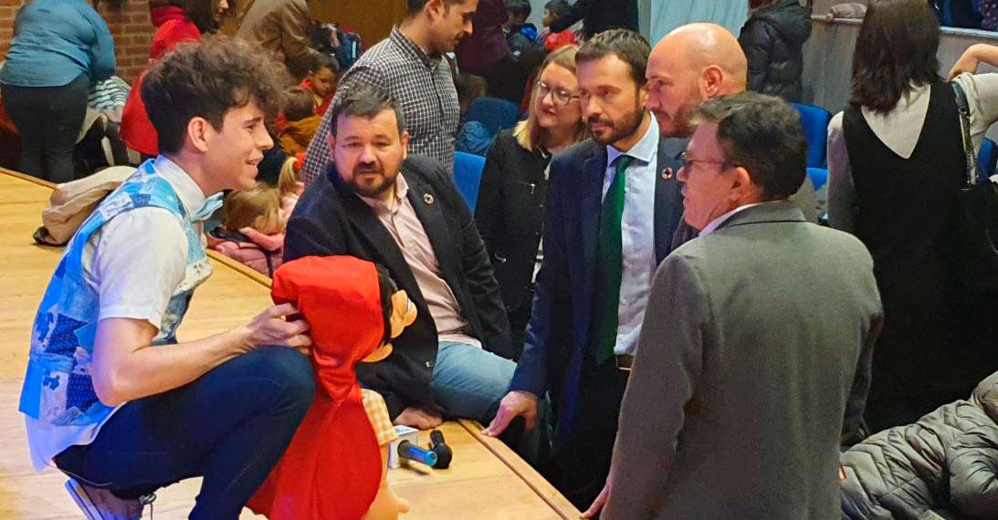 El Gobierno de Castilla-La Mancha presenta el primer Ciclo de Teatro dentro de su programa de Educación Ambiental