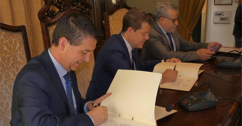 Firmado el protocolo de cesión de espacios para el Conservatorio Superior de Música
