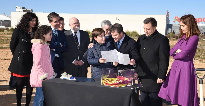 El nuevo Plan de Infraestructuras Educativas en Albacete, dotado con 20 millones de euros, atenderá las necesidades de la mayoría de centros de la provincia