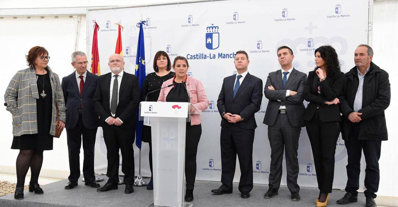El Gobierno de Castilla-La Mancha invierte cerca de 7,8 millones de euros para la puesta en marcha del Grupo de Depuración de Barrax y Balazote