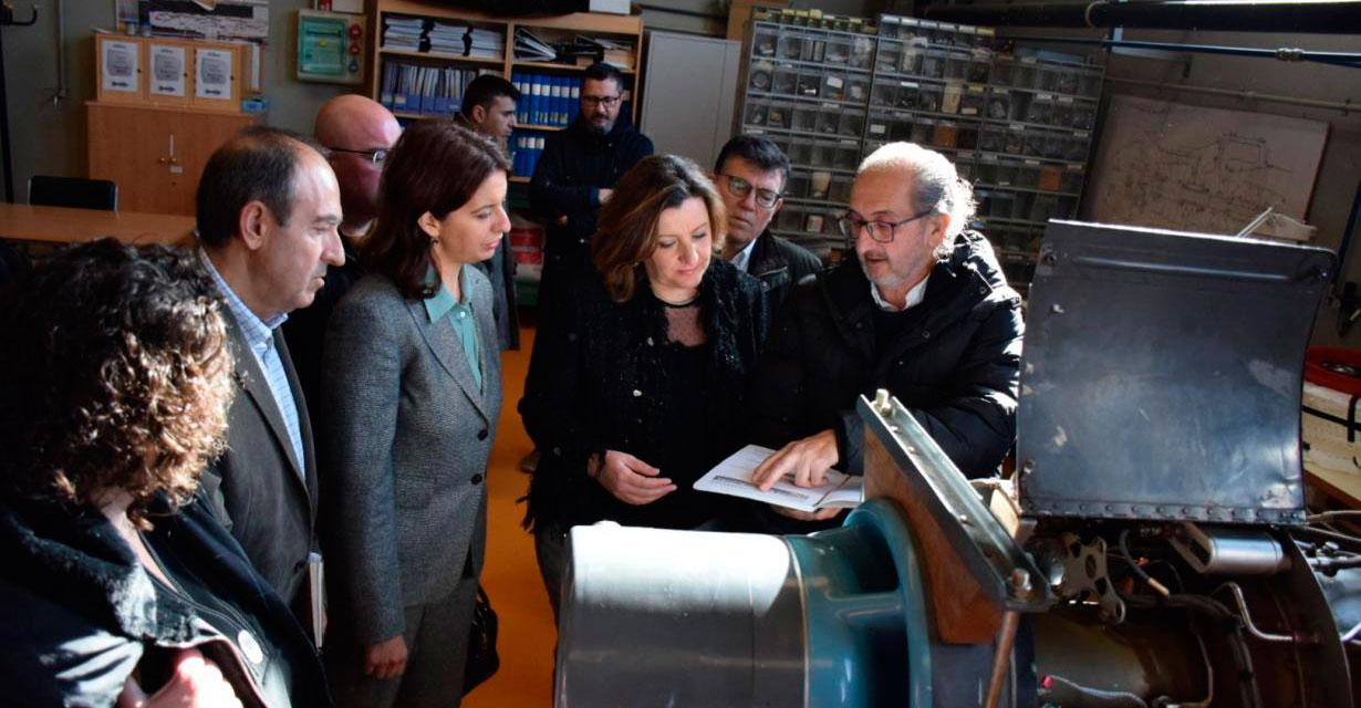 El Gobierno regional sumará una docena de titulaciones a la oferta formativa del Centro Integrado de Formación Profesional Aguas Nuevas
