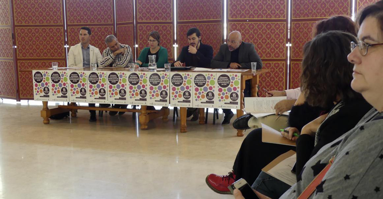 La Ley de Participación de Castilla-La Mancha se presenta a las entidades locales en un primer encuentro celebrado en Chinchilla de Montearagón