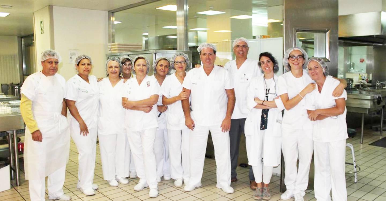 La Gerencia de Atención Integrada de Albacete extenderá al invierno las mejoras nutricionales introducidas en sus menús de verano