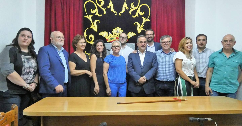 La socialista Amparo Ballesteros nueva alcaldesa de Tobarra