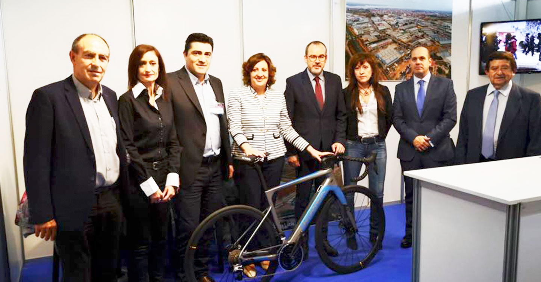 Villarrobledo estuvo muy presente en la jornada inaugural de IMEX 2018