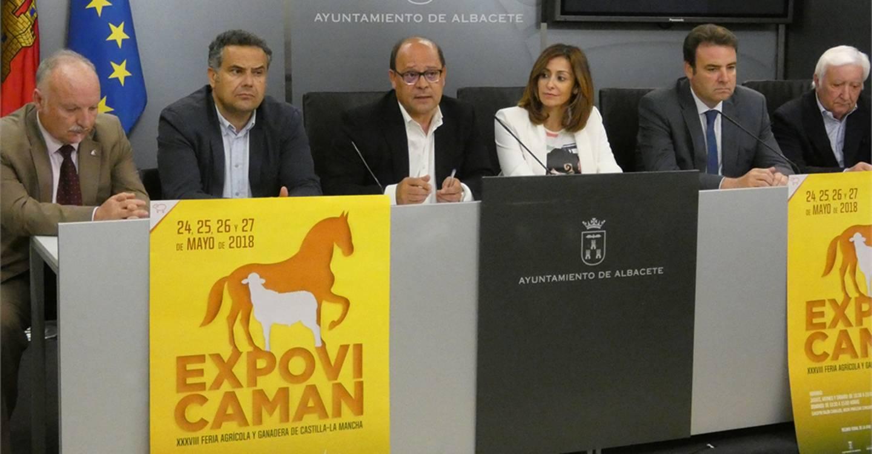 La lonja nacional del almendro, principal novedad de la XXXVIII edición de Expovicaman