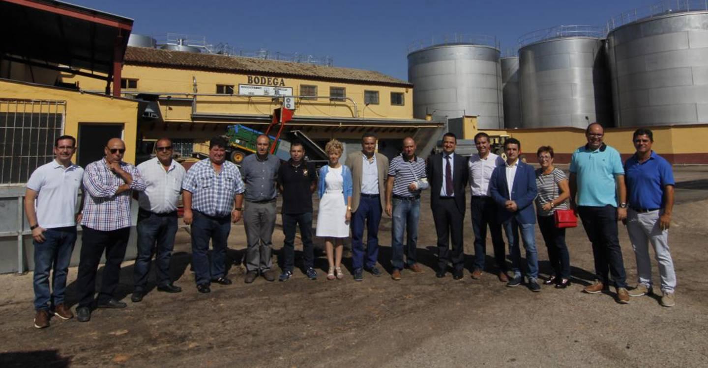 Castilla-La Mancha inyectará 134,8 millones de euros para la industria agroalimentaria y el sector vitivinícola a través de las ayudas Vinati y Focal