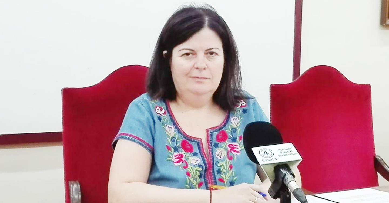 Trinidad Moyano: