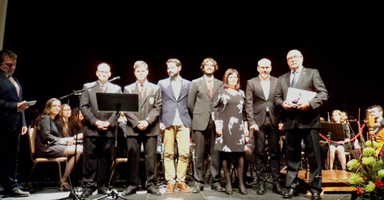 Brillante concierto de la Banda Municipal de Música con motivo de la festividad de Santa Cecilia