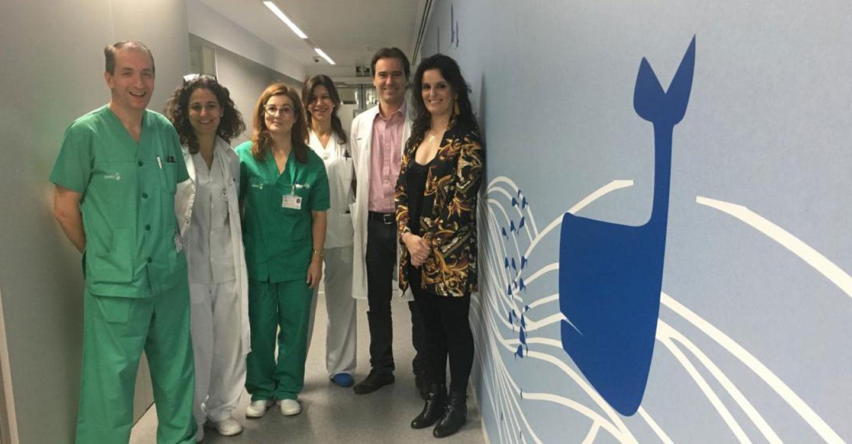 La Gerencia de Atención Integrada de Hellín estrena decoración para los espacios de pediatría del Hospital