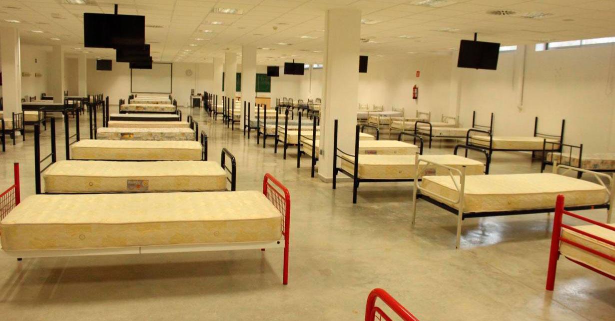 La Gerencia de Atención Integrada de Albacete continúa con el acondicionamiento de la Facultad de Medicina como recurso sanitario