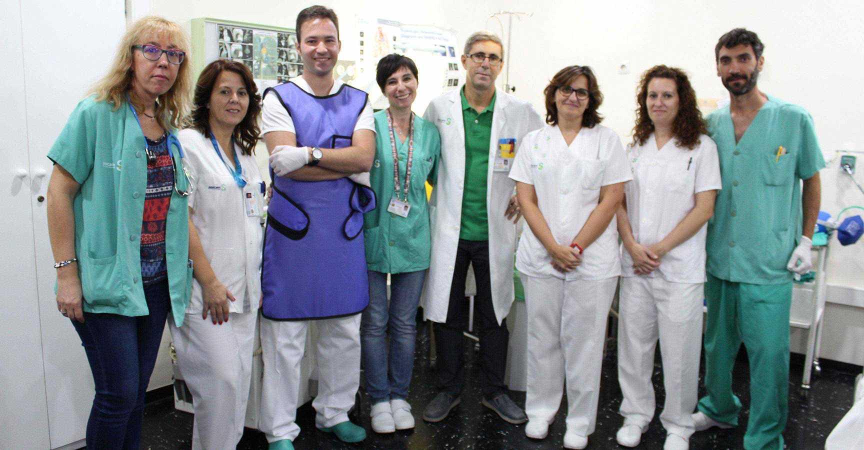 La unidad de endoscopia y neumología intervencionista de Albacete ha realizado 60 criobiopsias pulmonares