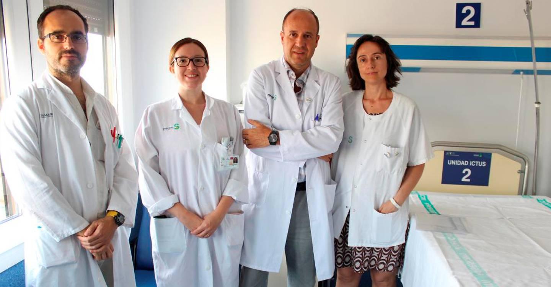 Investigadores de la Gerencia de Atención Integrada de Albacete estudiarán la efectividad de nuevos biomarcadores de respuesta terapéutica neuroprotectora en ictus isquémico