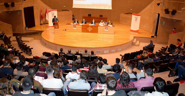 El Campus de Albacete acoge el X congreso nacional de estudiantes de Informática