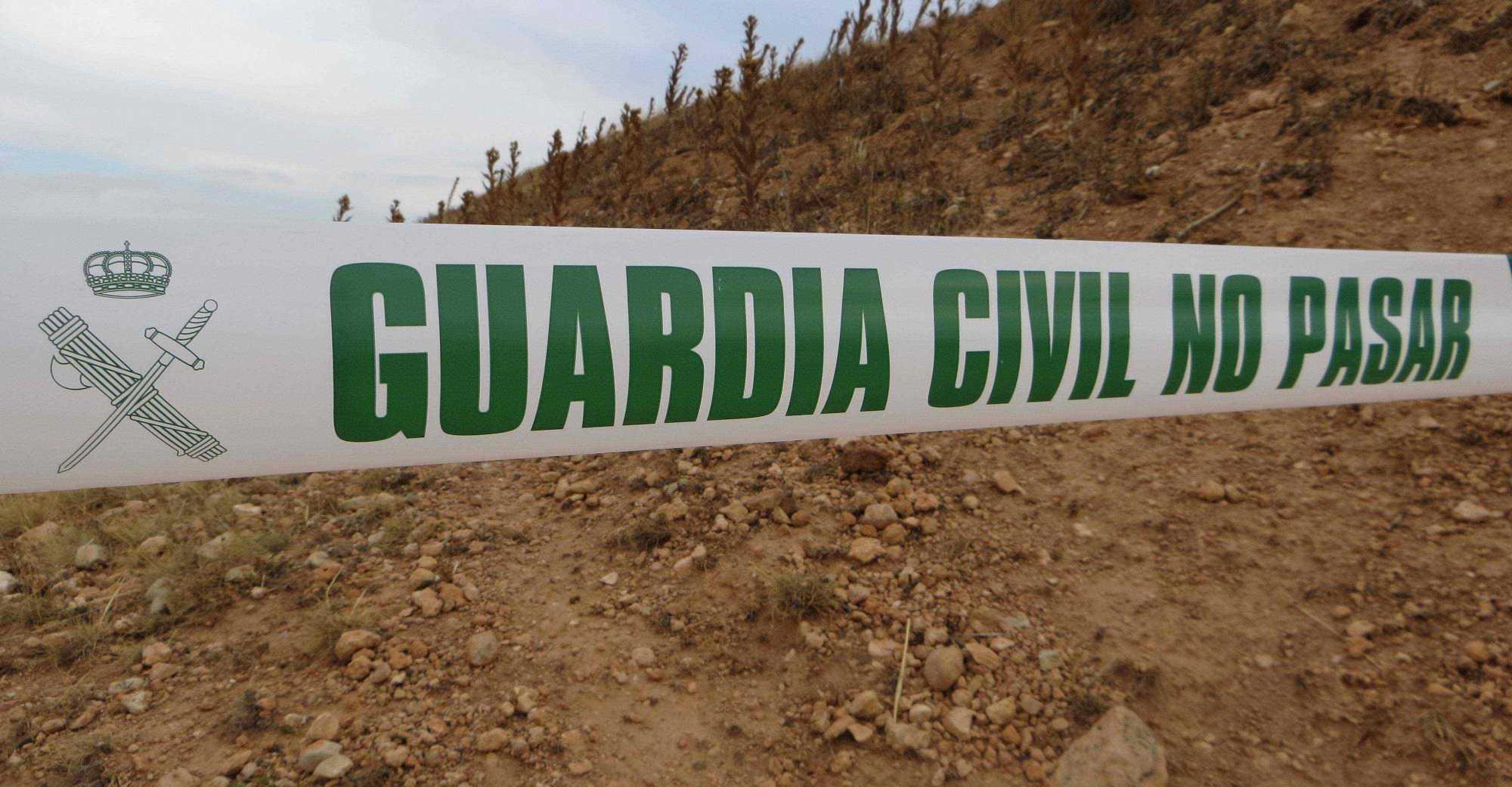 La Guardia Civil detiene a dos personas e investiga a otras dos por un robo con violencia y un  hurto cometidos en una  nave de almacenaje de productos agrícolas