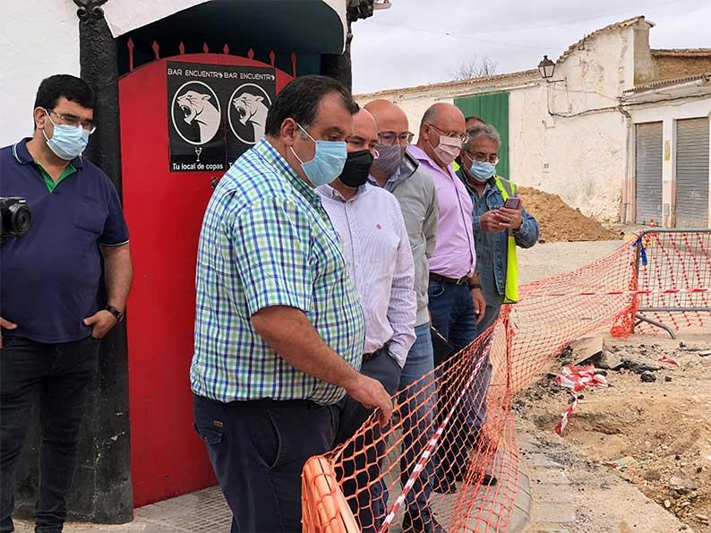 La mejora de la red rural de abastecimiento de agua es prioritaria en Castilla-La Mancha