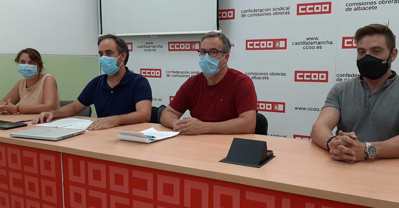 CCOO-Industria CLM valora de forma positiva el acuerdo entre el Gobierno y Airbus para reforzar el sector aeronáutico