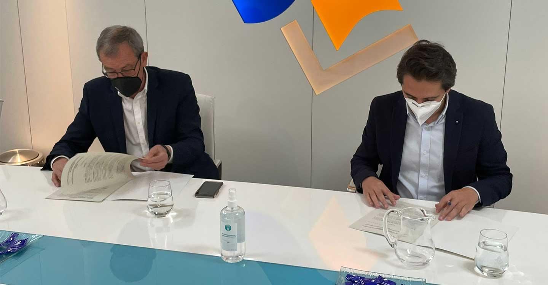 Aguas de Albacete renueva el convenio de colaboración con ASPRONA