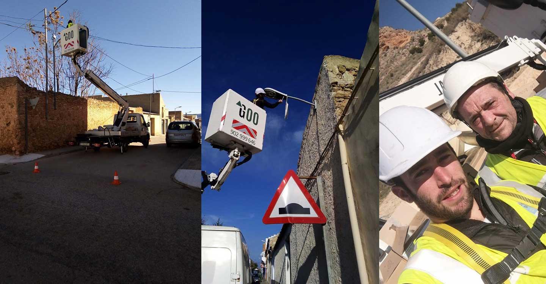 Hasta 17 municipios albaceteños reducen su factura de la luz cuidando el medio ambiente
