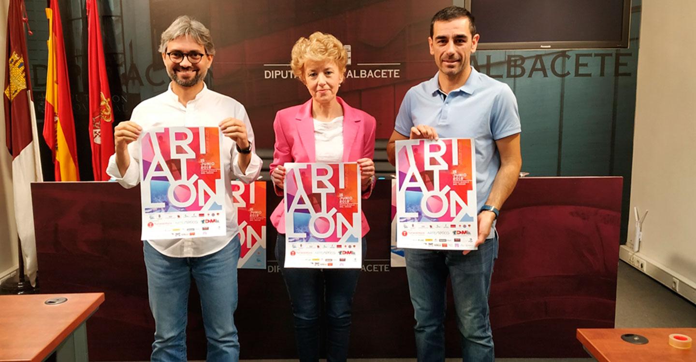 Alcalá del Júcar prepara la sexta edición de su triatlón en un entorno natural inigualable