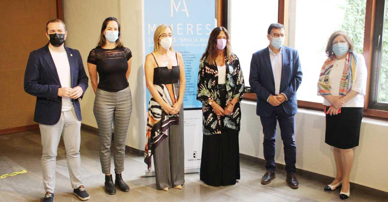 La VII edición de la Muestra de Mujeres en el Arte 'Amalia Avia' impulsada por el Gobierno regional llega a Albacete