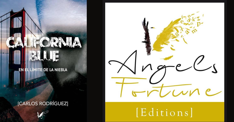 """El escritor Carlos Rodríguez publica su nueva novela """"California Blue"""""""