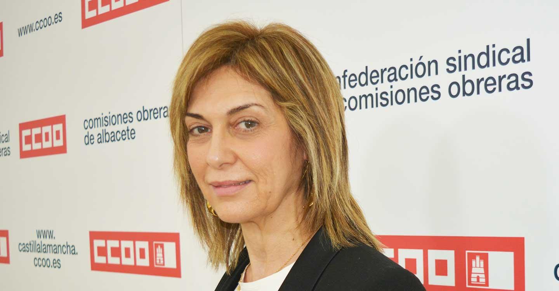 """Carmen Juste: """"No es de justicia que las mujeres cobren menos que los hombres por el mismo trabajo"""""""