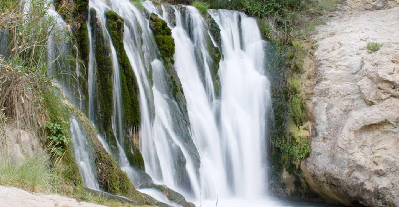 Cascadas, chorros y chorreras (12):