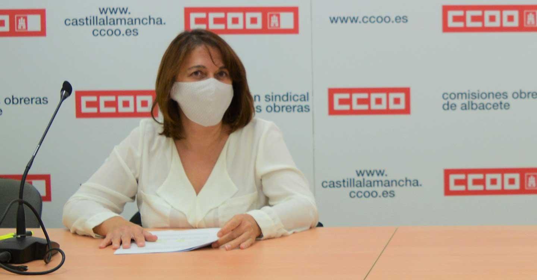 """CCOO Albacete: """"Crisis y Fuerte Paro marcan el primer mes del año"""""""