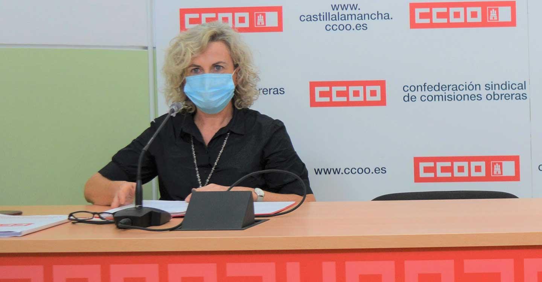 """CCOO Albacete desaprueba el """"escarnio"""" público sufrido por el personal de la Residencia de San Vicente Paul y la Unidad de Media Estancia"""