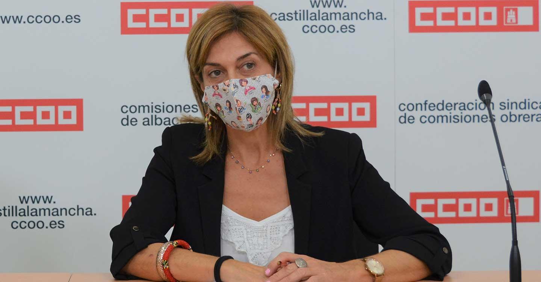 CCOO Albacete destaca la labor de los trabajadores esenciales que se están empleando a fondo para que Albacete recupere el pulso tras el paso de Filomena