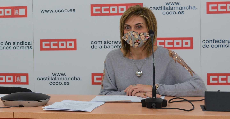 CCOO Albacete advierte que el frío es un riesgo laboral que exige prevención