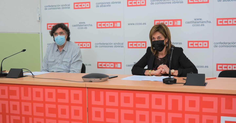 CCOO critica que el primer AVE Orihuela-Madrid continúe sin parada en Albacete los días laborables
