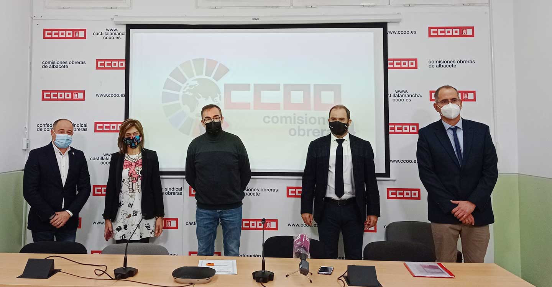 """CCOO CLM defiende que los fondos europeos traigan """"un cambio radical en nuestra forma de vivir"""" y no alimenten la especulación"""