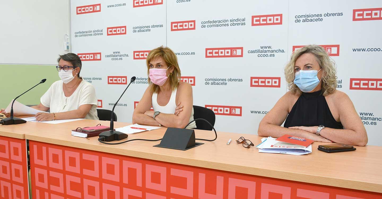 """CCOO Albacete valora """"positivamente"""" el acuerdo de temporalidad para la estabilización del empleo público"""