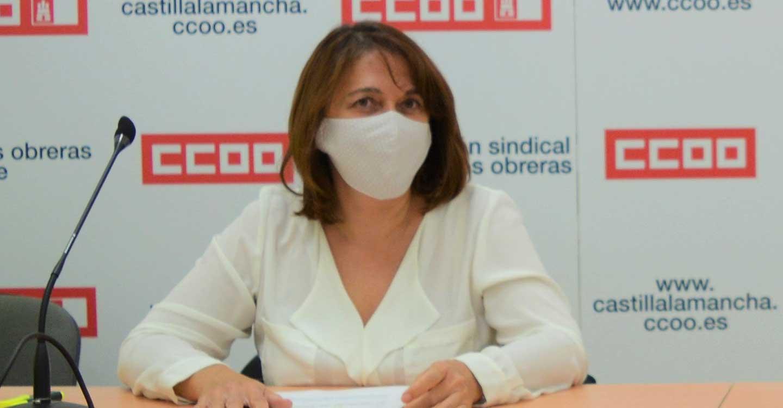 """CCOO Albacete: """"7 de cada 10 personas que pasan al paro o a ERTE en febrero ha sido mujer"""""""