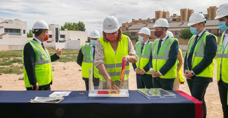 El Gobierno de Castilla-La Mancha encarga la ejecución de cerca de 160 obras en centros educativos por un valor de unos 18 millones de euros a lo largo de este verano