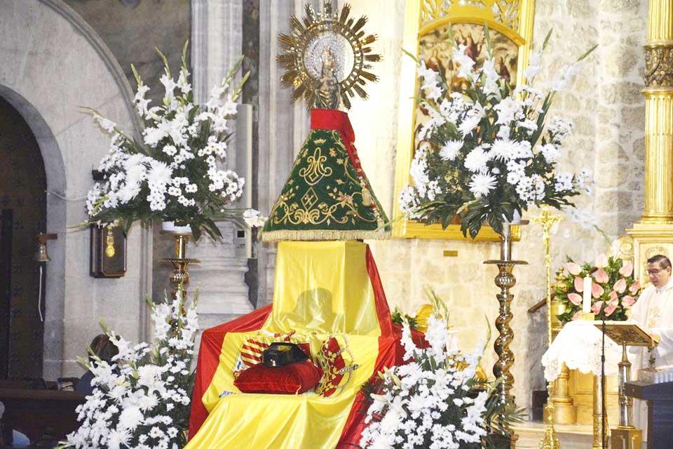 Celebración de Actos Institucionales con motivo de la Festividad de la Virgen del Pilar