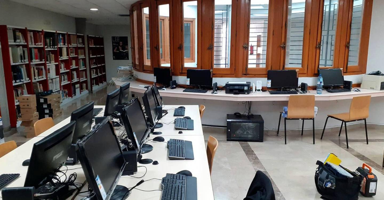 Comunitelia comenzará a instalar los Puntos de Inclusión Digital de la provincia de Albacete a mediados de febrero