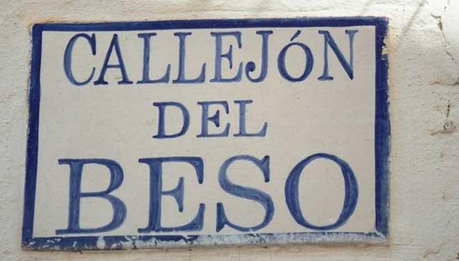 Callejón del Beso