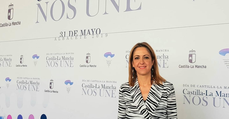 """Cristina Maestre: """"En los próximos cuatro años, C-LM va a contar con un gobierno muy estable que va a seguir anteponiendo los intereses de nuestra tierra a cualquier otro"""